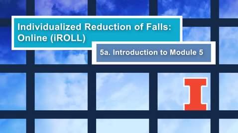 Thumbnail for entry iRoll Mod 5 - Vid 5a - v2