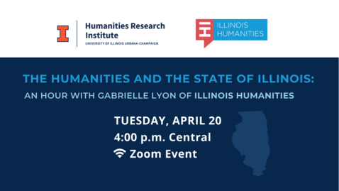 Thumbnail for entry The Humanities and the State of Illinois: An Hour with Gabrielle Lyon of Illinois Humanities
