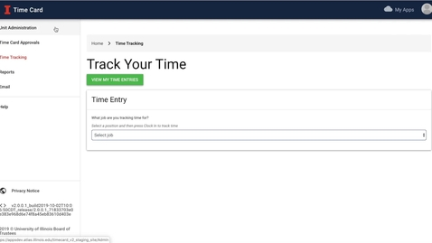 Thumbnail for entry ATLAS TimeCard - How To Add An Administrator To A Group