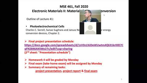 Thumbnail for entry MSE461Fall2020_lecture 41