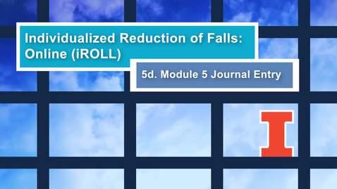 Thumbnail for entry iRoll Mod 5 - Vid 5d - v2