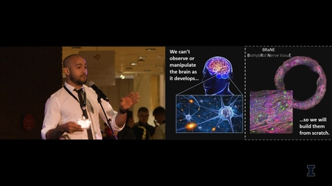 Thumbnail for entry 2019 Research Live! Gelson Pagan: Understanding the Brain by Building BRaNEs""