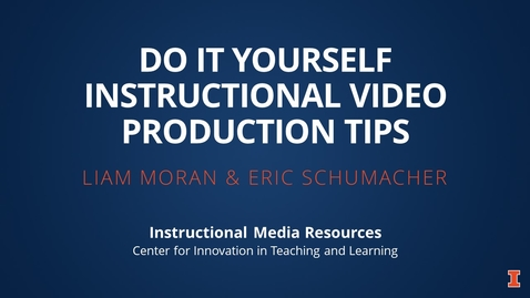 Thumbnail for entry How to Record a Lecture into Powerpoint Show