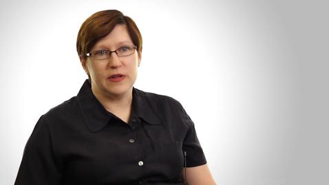 Thumbnail for entry Faculty Retreat: Romana Autrey