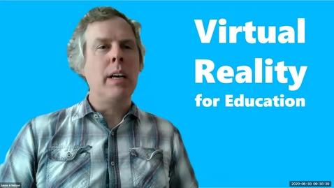 Thumbnail for entry OTA: Virtual Reality for Education