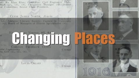 Thumbnail for entry Changing Faces, Changing Places