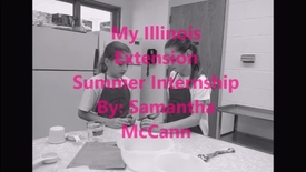 Thumbnail for entry Samantha McCann Aged 293 Video