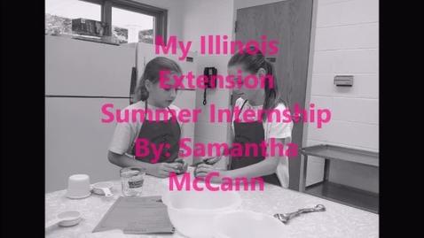 Thumbnail for entry Samantha McCann Aged 293 Video