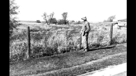 Thumbnail for entry Robert L. Switzer on his Grandparent's and Parent's Farm in North Central Illinois - Audiovisual Digital Surrogates from the University Videotapes, Series 39/1/15
