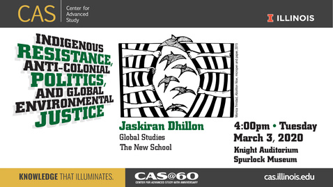Thumbnail for entry Jaskiran Dhillon, Environmental Justice