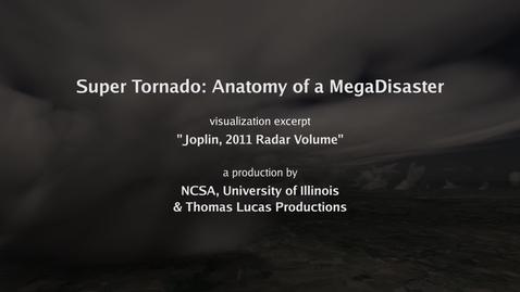 Thumbnail for entry Joplin_Jewett_RadarVolume