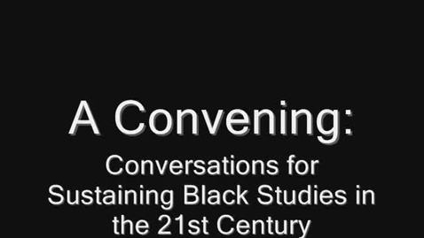 Thumbnail for entry iBlack Studies Convening Database: Question Eight