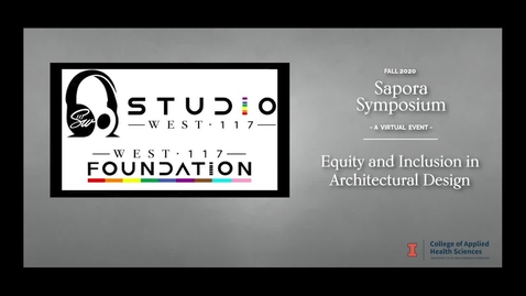 Thumbnail for entry Sapora/Social Justice: architecture-inclusion