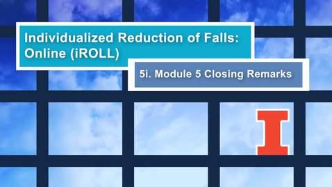 Thumbnail for entry iRoll Mod 5 - Vid 5i - v1