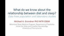 Thumbnail for entry 2015 Annual Nutrition Symposium Keynote - Division of Nutritional Sciences