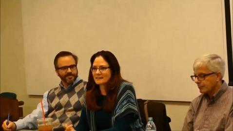 Thumbnail for entry LAS Teaching Academy   Joanne Manaster - Surprises in Teaching Online