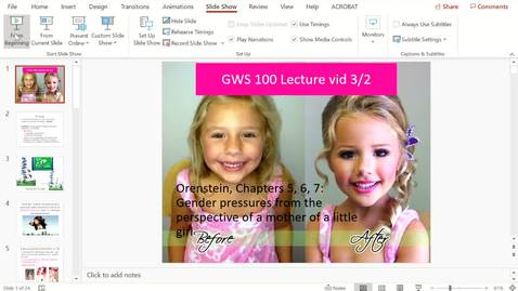 Thumbnail for entry GWS 100 lecture vid 3/2