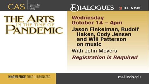 Thumbnail for entry Jason Finkelman, Rudolf Haken, Cody Jensen, Will Patterson and John Meyers