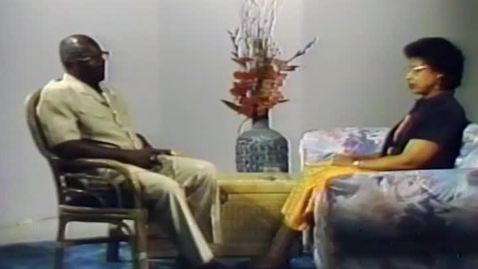 Thumbnail for entry Caribbean Writers and Their Art: Zee Edgell interviewed by Michael Anthony (1992)