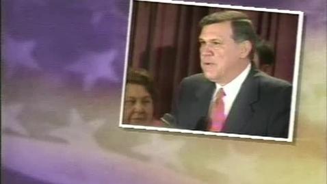 Thumbnail for entry 1998 Orange County Chairman Debate: Martinez Mel Martinez vs. John Ostalkiewicz
