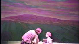Staging of Dancing at Lughnasa
