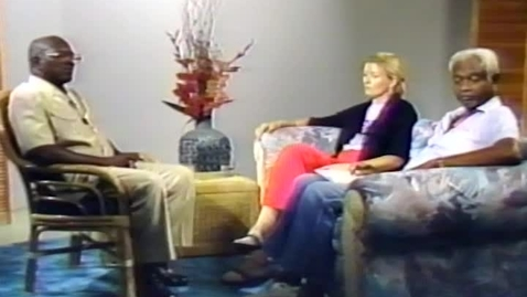 Thumbnail for entry Caribbean Writers and Their Art: Maria van Enckevort and Francis Farrier interviewed by Michael Anthony (1992)