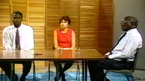 Thumbnail for entry Caribbean Writers and Their Art: Patricia Fagan and Max Gordon interviewed by Michael Anthony (1992)
