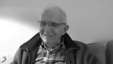 Thumbnail for entry Interview with veteran Johannes Orville Mosbo, Part 1 of 4