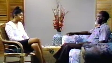 Thumbnail for entry Caribbean Writers and Their Art: Mervyn Morris interviewed by Karen King-Aribisala (1992)