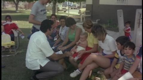 "Thumbnail for entry Andrés ""Andy"" Mejides, candidato a la alcaldía de Hialeah, 1981"