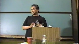 Thumbnail for entry Readings by Cyril Dabydeen (1996)