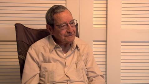 Interview with Tiberio Castellanos
