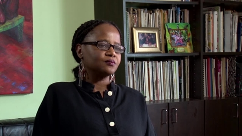 Thumbnail for entry Interview with Edwidge Danticat