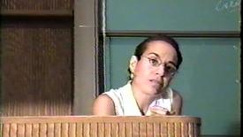 Thumbnail for entry Joan Dayan speaks about translating Rene Depestre (1996)