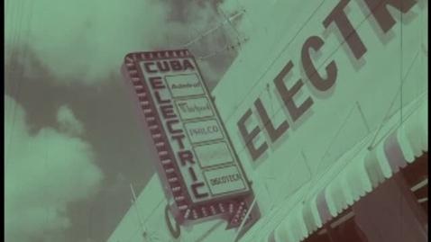 Thumbnail for entry Cuba Electric en la Calle Ocho, Miami, Florida