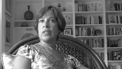 Thumbnail for entry Interview with Juana, mother of three soldiers in active service around the world, Part 1 of 4