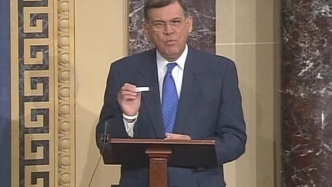 Thumbnail for entry Senate Floor Statement: Cuba