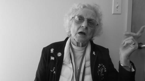 Thumbnail for entry Interview with Velma Irene Richardson, Navy veteran, Part 1 of 4