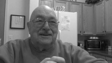 Thumbnail for entry Interview with Herbert Eugene Hansen, Army veteran, Part 3 of 6