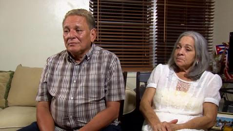 Thumbnail for entry Interview with Roberto de Miranda and Soledad Rivas