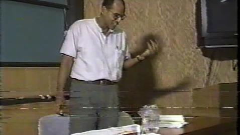 Thumbnail for entry Michael Dash, Translating the Caribbean Text (1996)