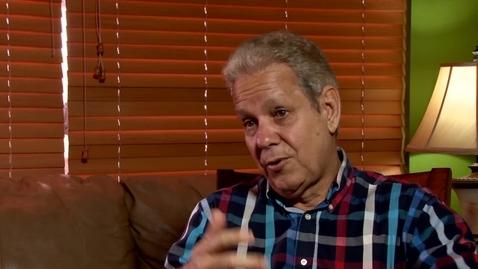 Thumbnail for entry Interview with Pedro Pablo Álvarez Ramos