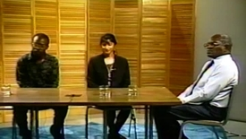 Thumbnail for entry Caribbean Writers and Their Art: Lyn-Anne Ali and Glen Nairn interviewed by Michael Anthony (1992)