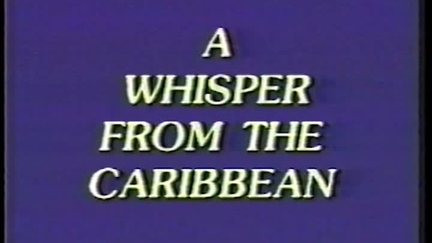 Thumbnail for entry A Whisper from the Caribbean: A Program to Honor the Memory of Wilfred Cartey, Ph.D., 1931-1992, presented at the University of Miami, July 22, 1992
