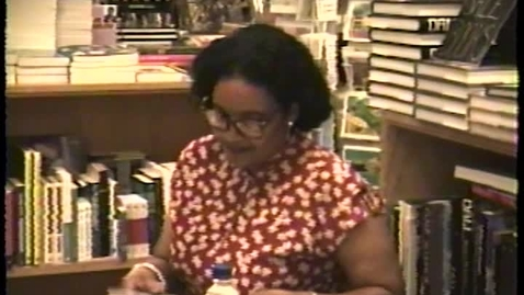 Thumbnail for entry Fiction and Poetry Readings: Lorna Goodison (1995)