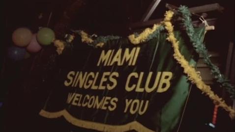Thumbnail for entry Miami Singles Club rinde homenaje a Maurice Ferré, alcalde de Miami