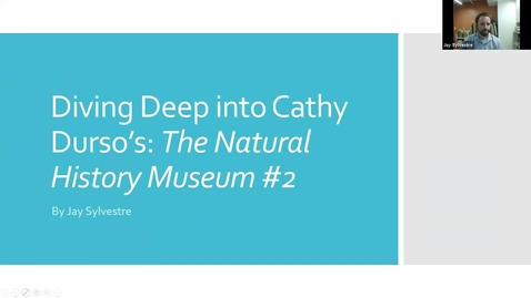 Thumbnail for entry Diving Deep: An Artists' Book Trip Through the Oceanic Zones (Deep Dives into Special Collections)