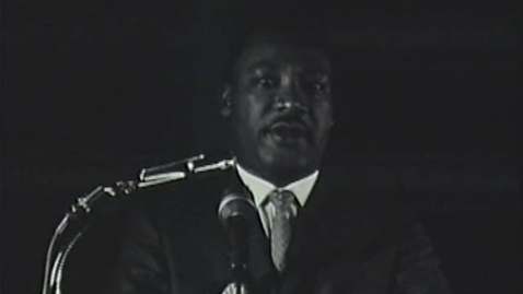 Thumbnail for entry We Were Pioneers: Dr. Martin Luther King, Jr. (1966)