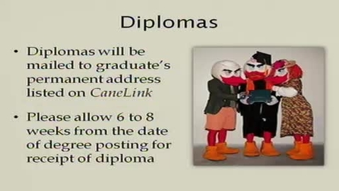 Thumbnail for entry Commencement 2013 - Graduate Degree Ceremony