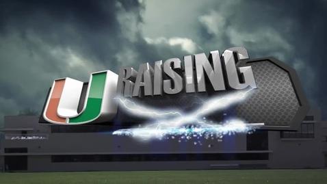 Thumbnail for entry Miami 1st Hurricane Walk Raising Canes